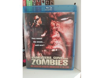 Zombies Blu-ray, NYSKICK!