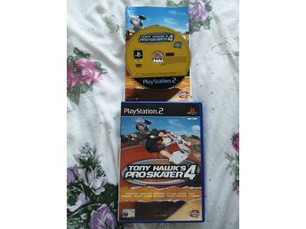Tony Hawks Pro Skater 4 ps2 playstation 2