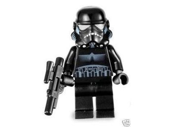 Lego -  Star Wars - Figurer - Shadow Trooper