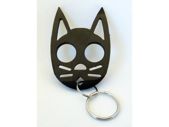 Self-defence keyring Kitty