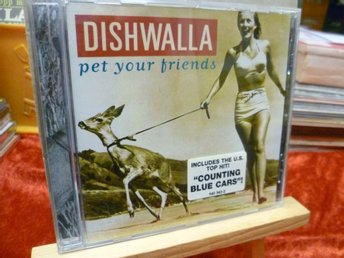 DISHWALLA , CD , PET YOUR FRIENDS , utgiven 1995