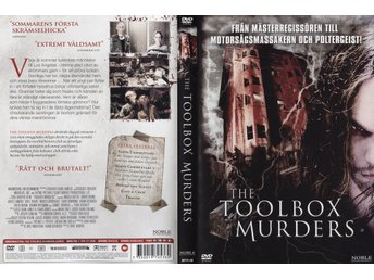 The Toolbox Murders 2004 DVD