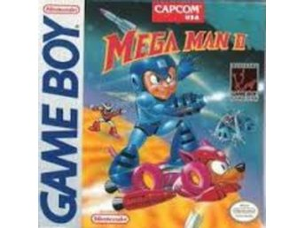 Mega Man II - Gameboy