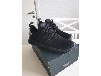 NIKE ROSHE RUN SPLIT GRÅ GULA sneakers snea.. (350316044