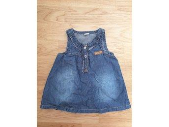 Fin tunn jeans klänning Stl 56 Name it (406890767) ᐈ Köp på