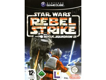 Star Wars Rogue Squadron 3: Rebel Strike - Gamecube