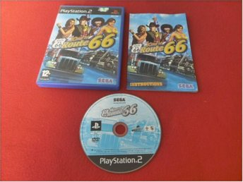 KING OF ROUTE 66 till Playstation 2 PS2 - Blomstermåla - KING OF ROUTE 66 till Playstation 2 PS2 - Blomstermåla