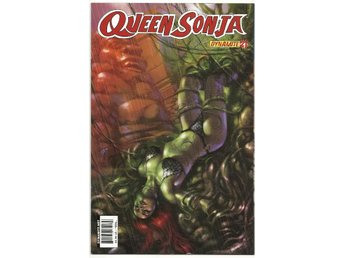 Queen Sonja # 21 Cover A NM Ny Import REA!