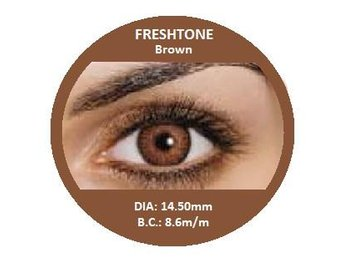 Freshtone Brown Lins 1års