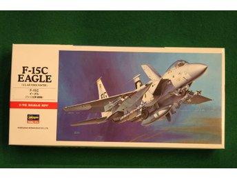 Hasegawa 1/72 F-15C Eagle - Lund - Hasegawa 1/72 F-15C Eagle - Lund