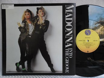 MADONNA - INTO THE GROOVE - SIRE 920 352-0