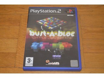 Bust-A-Block - Playstation 2 PS2