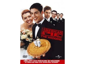 American pie 3 - the wedding - utgått DVD
