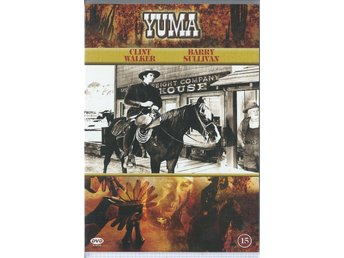 YUMA - CLINT WALKER  ( SVENSKT TEXT )