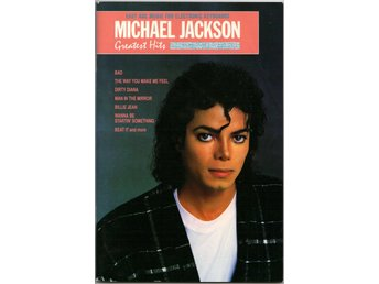 HÄFTE: MICHAEL JACKSON Greatest Hits - Easy ABC Music for Electronic Keyboards