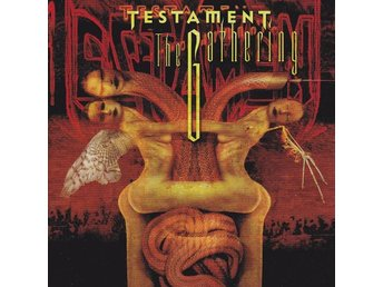 CD -Testament ‎– The Gathering