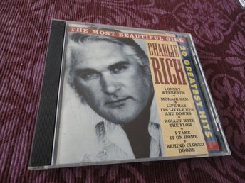 CHARLIE RICH -- THE MOST BEAUTIFUL GIRL