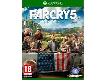 Far Cry 5 - Xbox One - Fri frakt