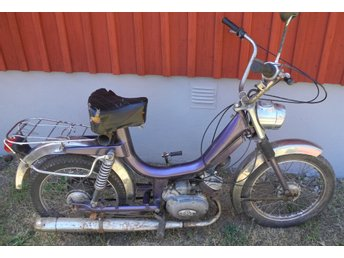 MCB Compact moped