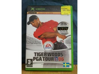 Xbox Tiger Woods Pga Tour 06