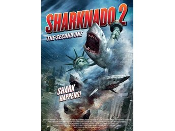 Sharknado 2 - The second one (DVD)