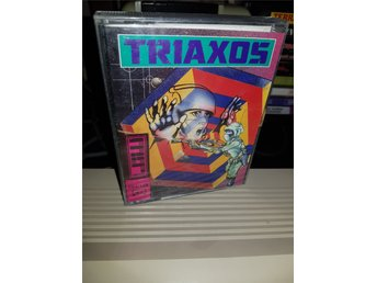 TRIAXOS till Commodore 64