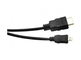 EXC High Speed HDMI to micro HDMI Cord with Ethernet 5m