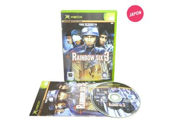 Tom Clancy's Rainbow Six 3 (EUR / XBOX)