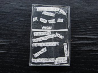Is this what you want  - (ARNES PLASTHJÄRNA REA RESPIRATOR) Svensk punk MFD tape