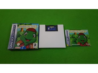 Frankling The Turtle SCN KOMPLETT Gameboy Advance Nintendo GBA