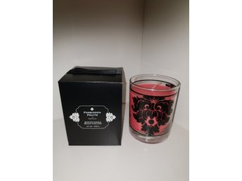 Partylite forbidden fruit glasljus Aprikos Amour !