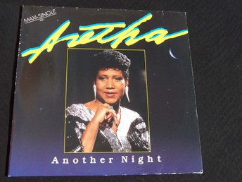 "ARETHA - ANOTHER NIGHT 12"" 1986 DANCE MIX"