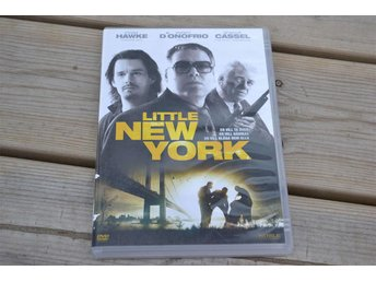 Little New York DVD 2009 Fint Skick