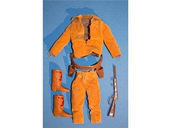Big Jim - Outfit / Set. Acion figure / Big Jim, Big Jack, Karl May, Mattel - Kungshamn - Big Jim - Outfit / Set. Acion figure / Big Jim, Big Jack, Karl May, Mattel - Kungshamn