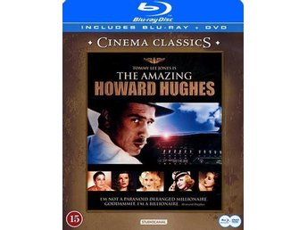 [Blu-Ray] The Amazing Howard Hughes (Tommy Lee Jones)