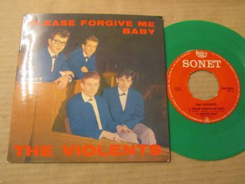 "The Violents ""Please Forgive Me Baby"""