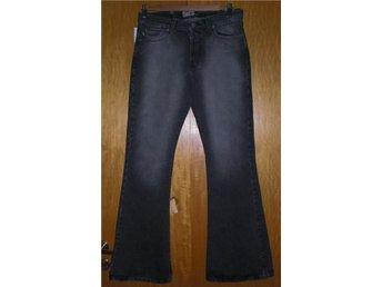 Jeans C-Girl svart. 30/32 Nytt! - årjäng - Jeans C-Girl svart. 30/32 Nytt! - årjäng
