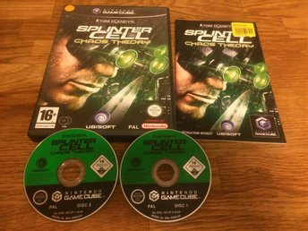 SPLINTER CELL CHAOS THEORY PAL