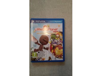 PS vita Little big planet  Marvel super hero
