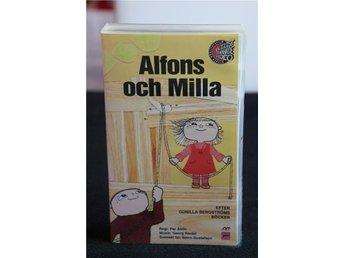 Alfons Åberg VHS-film i bra skick. Alfons och Milla. - Huddinge - Alfons Åberg VHS-film i bra skick. Alfons och Milla. - Huddinge