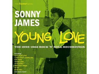 James Sonny: Young Love - The 1955-1962 R'n'R (CD)