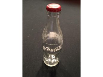 Coca Cola glasflaska 33 cl