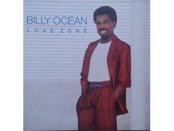 Billy Ocean title* Love Zone* Synth-pop, Pop Rock LP Scandinavia