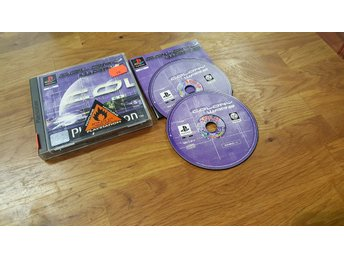 COLONY WARS KOMPLETT PS1