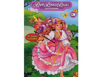 Lady Lovely locks 3 (DVD) - Nossebro - Lady Lovely locks 3 (DVD) - Nossebro