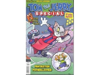 TOM & JERRY SPECIAL - NR 3 2012