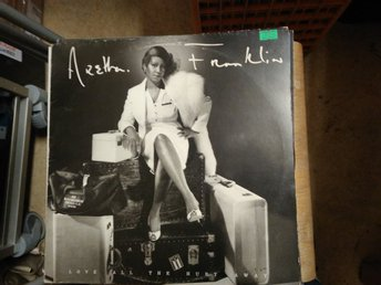 Aretha Franklin - Love All The Hurt Away, LP