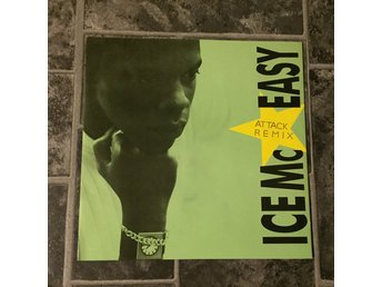 "ICE Mc - EASY. (12"")"