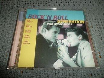 Rock´n Roll Generation - Blue suede shoes