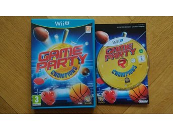 Nintendo Wii U: Game Party Champions